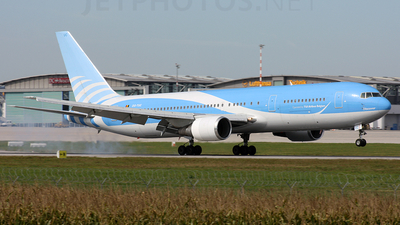 OO-TUC - Boeing 767-341(ER) - Jetairfly