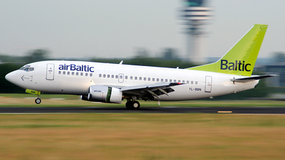 YL-BBN - Boeing 737-522 - Air Baltic