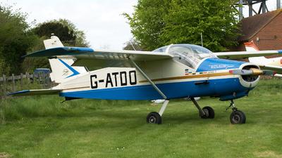 A picture of GATDO - Bölkow Bo208C Junior - [576] - © Brian Whitelegg