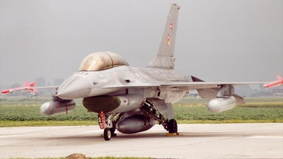 ET-613 - General Dynamics F-16BM Fighting Falcon - Denmark - Air Force