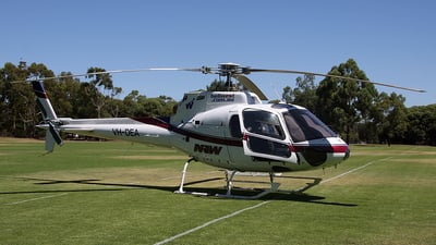 VH-DEA - Eurocopter AS 350 Ecureuil - Heliwest