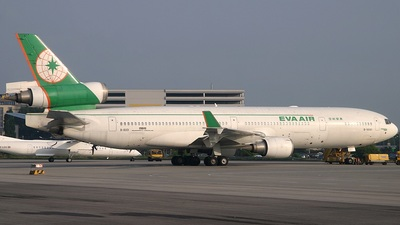 B-16101 - McDonnell Douglas MD-11 - Eva Air