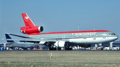 N240NW - McDonnell Douglas DC-10-30(ER) - Northwest Airlines