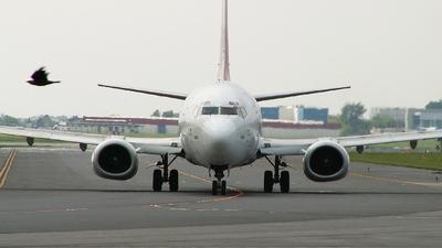 TC-JKA - Boeing 737-4Q8 - Turkish Airlines