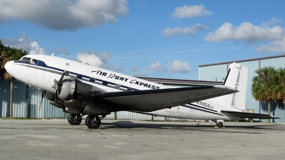 N3906J - Douglas R4D-8 Super Skytrain - Air Pony Express