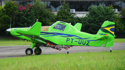 PT-UUZ - Embraer EMB-202 Ipanema - Private