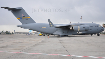 01-0196 - Boeing C-17A Globemaster III - United States - US Air Force (USAF)