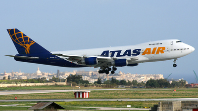N512MC - Boeing 747-230B(SF) - Atlas Air
