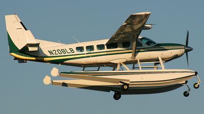 N208LB - Cessna 208 Caravan - Private