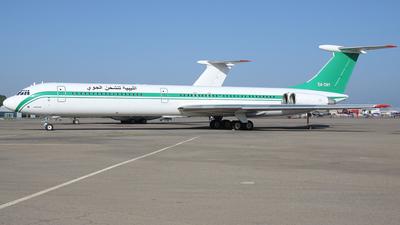5A-DNY - Ilyushin IL-62M - Libyan Air Cargo