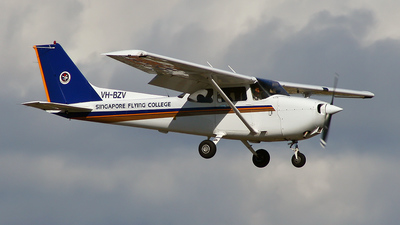 VH-BZV - Cessna 172R Skyhawk II - Singapore Flying College