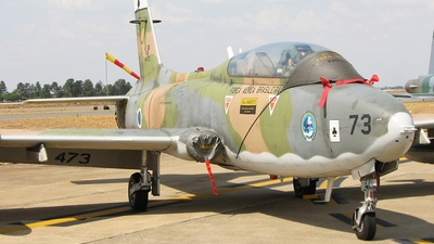 FAB4473 - Aermacchi MB-326E - Brazil - Air Force