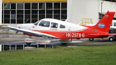 HK-2978-G - Piper PA-28-181 Archer II - Aero Club - Colombia