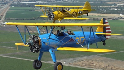 N1391V - Boeing E75 Stearman - Private