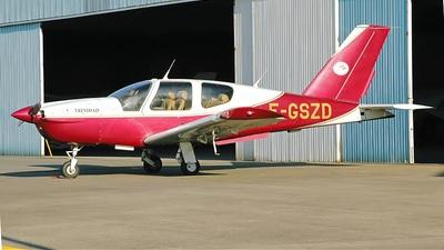 F-GSZD - Socata TB-20 Trinidad - Aero Club - Loire Atlantique