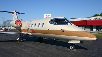 N55VC - Bombardier Learjet 55B - RT Vanderbilt Company