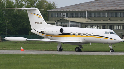 N500JW - Gulfstream G-IITT - Private