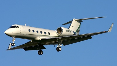 N540W - Gulfstream G-IV(SP) - Private