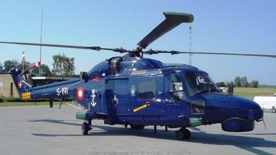 S-191 - Westland Sea Lynx - Denmark - Navy