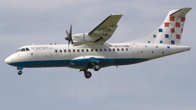 9A-CTS - ATR 42-300 - Croatia Airlines