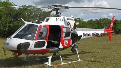 PP-EOY - Helibrás HB-350B Esquilo - Brazil - Military Police of São Paulo State