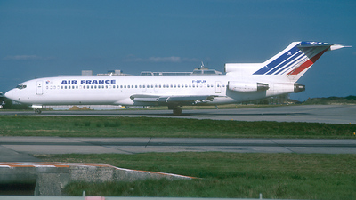 F-BPJK - Boeing 727-228 - Air France