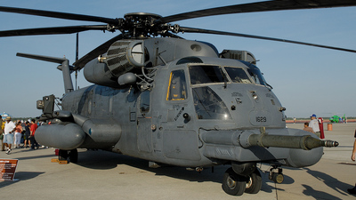 70-1629 - Sikorsky MH-53M Pave Low IV - United States - US Air Force (USAF)