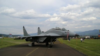 29-25 - Mikoyan-Gurevich MiG-29 Fulcrum - Germany - Air Force