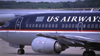N577US - Boeing 737-301 - US Airways