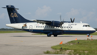 C-FECI - ATR 42-320 - Calm Air