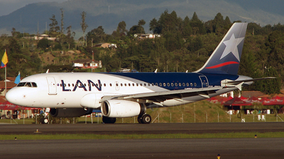 CC-CPO - Airbus A319-132 - LAN Airlines