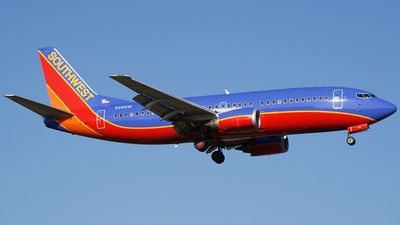 N341SW - Boeing 737-3H4 - Southwest Airlines