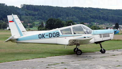 OK-DOB - Zlin 43 - Private