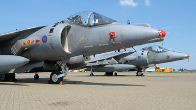 ZD376 - British Aerospace Harrier GR.9 - United Kingdom - Royal Navy
