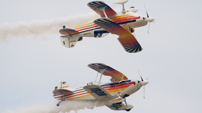 N362ET - Christen Eagle II - Iron Eagles Aerobatic Team