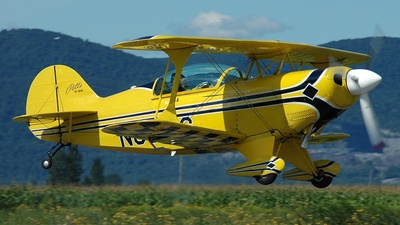 N5310S - Pitts S-2B Special - Private