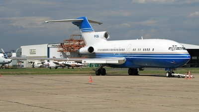 VP-CJN - Boeing 727-76 - Starling Aviation