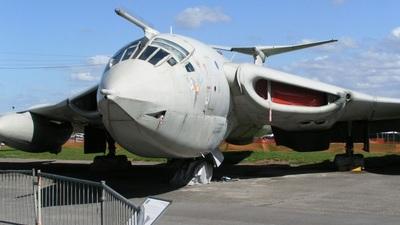 XH672 - Handley Page Victor K.2 - United Kingdom - Royal Air Force (RAF)