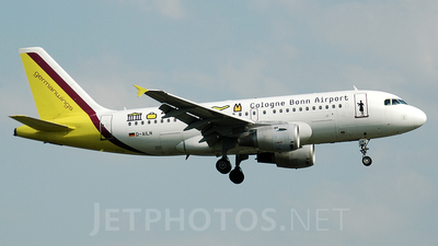 D-AILN - Airbus A319-114 - Germanwings