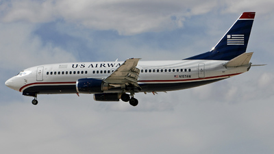 N157AW - Boeing 737-3G7 - US Airways (America West Airlines)