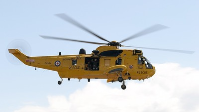 ZH544 - Westland Sea King - United Kingdom - Royal Air Force (RAF)