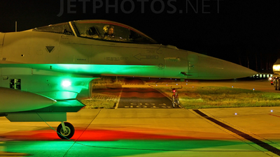 4075 - Lockheed Martin F-16C Fighting Falcon - Poland - Air Force