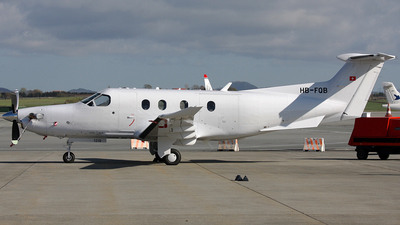 HB-FQB - Pilatus PC-12/47 - Untitled