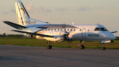 C-GQXD - Saab 340A - Transwest Air