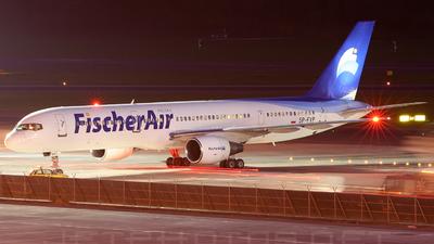 SP-FVP - Boeing 757-2Q8 - Fischer Air