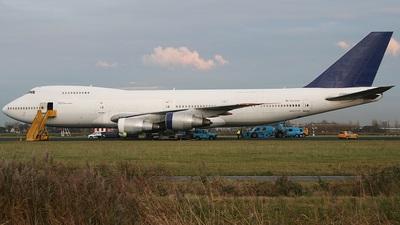 N534MC - Boeing 747-2F6B(SF) - Polar Air Cargo