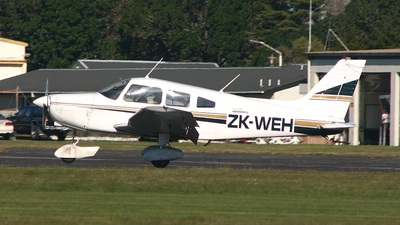 A picture of ZKWEH - Piper PA28161 - [287716022] - © Noel Jones
