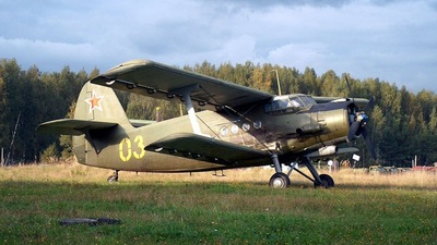 03 - Antonov An-2TD - Russia - Air Force