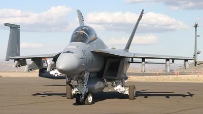166615 - Boeing F/A-18F Super Hornet - United States - US Navy (USN)
