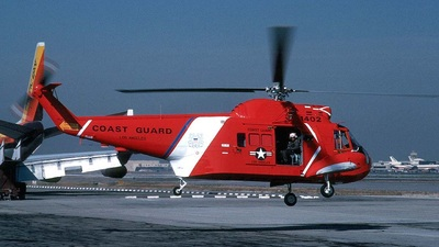 1402 - Sikorsky HH-52A Sea Guard - United States - US Coast Guard (USCG)